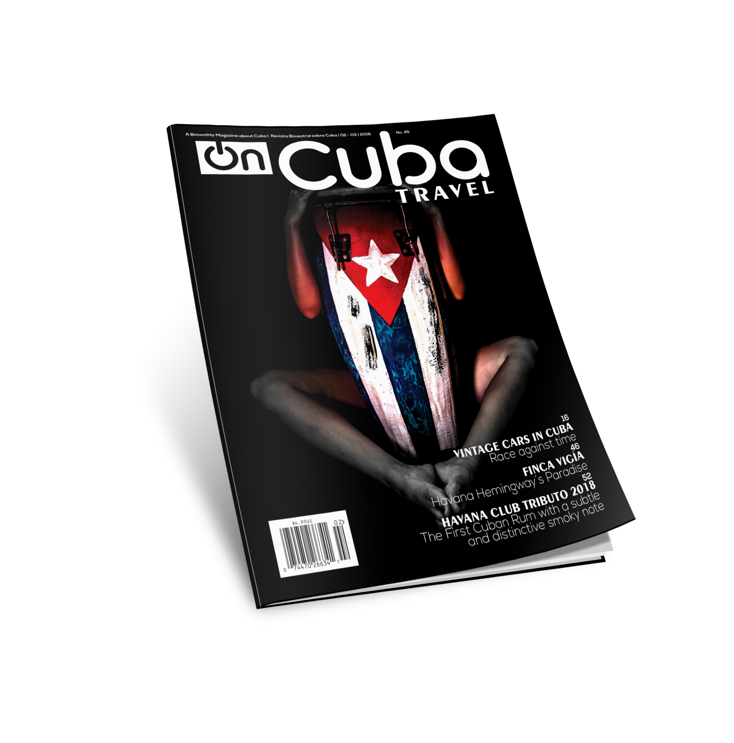 OnCuba Travel Nro 45