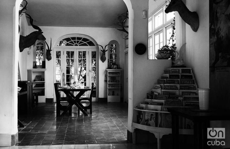 Finca Vigía. Photo by Otmaro Rodríguez.