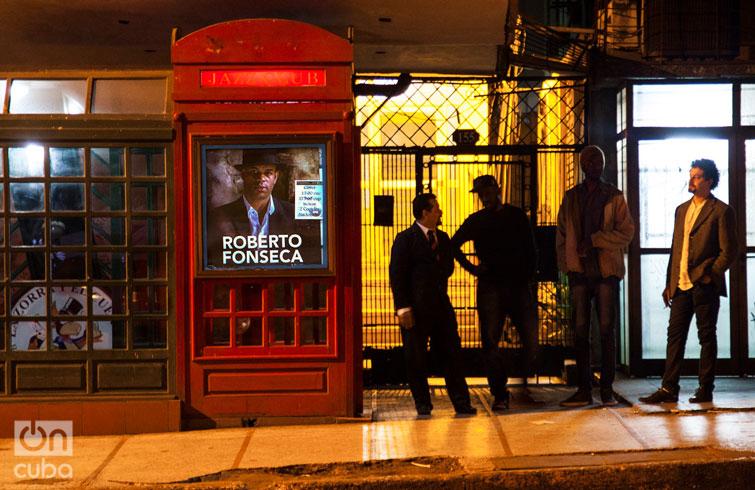 Club de jazz La Zorra y el Cuervo. Photo: Claudio Pelaez Sordo