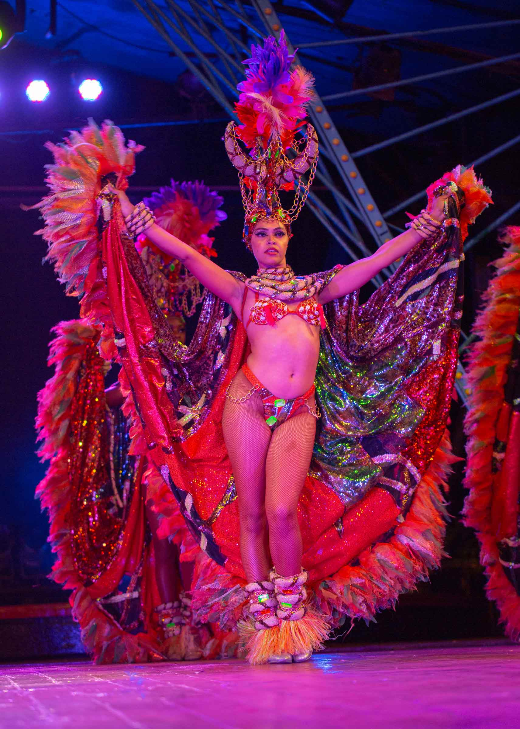 Tropicana Cabaret: a paradise under the stars