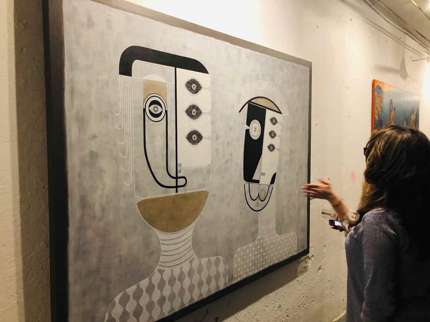 Contemporary Art Tour 2