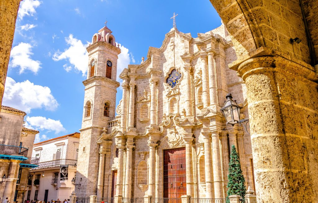 (Español) Havana, Cuba Church
