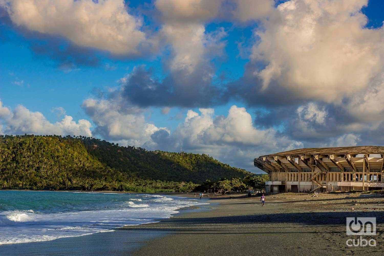 Playa en Baracoa, Guantánamo